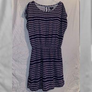 "🍁 ""gap"" navy blue dress 🍁"